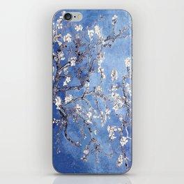 Vincent Van Gogh Almond BlossomS Blue iPhone Skin