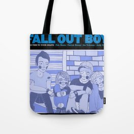 Take This To Your Grave. Tote Bag