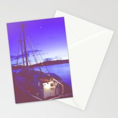 Twilight Sea Stationery Cards