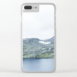 Norway landscape#28 Clear iPhone Case