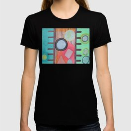 Trapped between two Worlds T-shirt