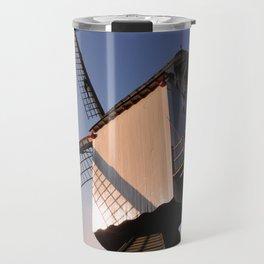 1745 Windmill sundown Travel Mug