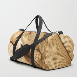 Elastic Waves Duffle Bag