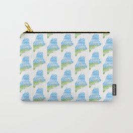 Maine Home State Carry-All Pouch