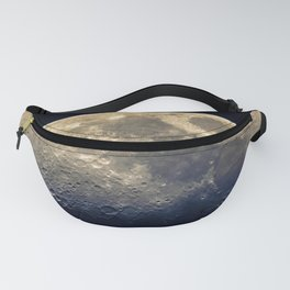 Twilight on the moon Fanny Pack