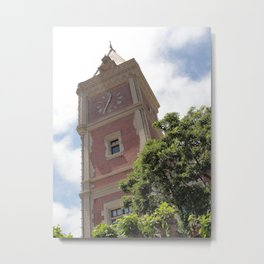 Tower at Ghirardelli Square Metal Print