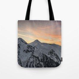 Peaks II Tote Bag