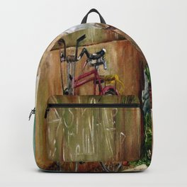 Sultry day Backpack
