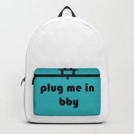 plug Backpack