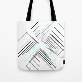 Galaxy Minimal abstract / geometric Tote Bag