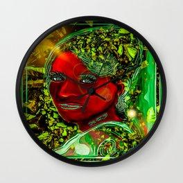 Candy Nebiyah Ashere 01-11 Wall Clock