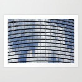 Window bits Art Print