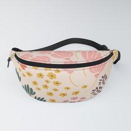 Floral Fields Designs part 4 Fanny Pack