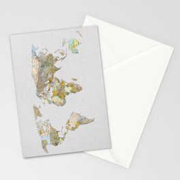 NEW ORDER Stationery Cards
