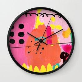 Marguerite Wall Clock