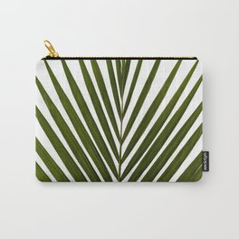 Bamboo - Tropical Botanical Print Carry-All Pouch