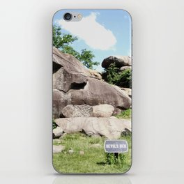 Devil's Den iPhone Skin