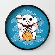 Lucky Dragon Wall Clock