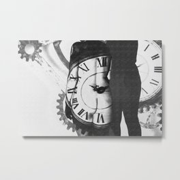 Timeless Metal Print