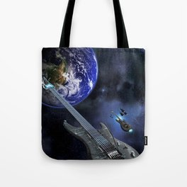 First Contact Tote Bag