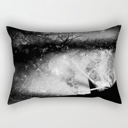 Torn Rectangular Pillow
