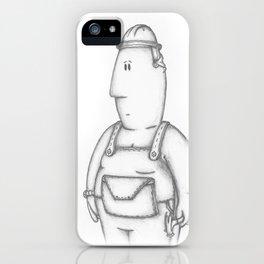 Hard Hat iPhone Case
