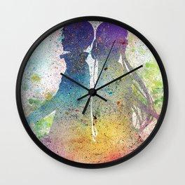 Sword Art Online Kirito minimalist Wall Clock