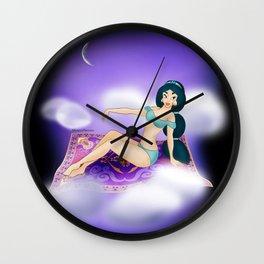 Jasmine - Pin Up Wall Clock
