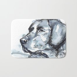 Labrador Retriever Bath Mat