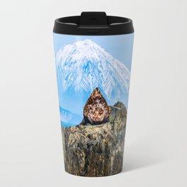 Proud sea lion Travel Mug