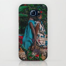 Immmy & Mwasiti iPhone Case