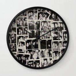 Photobooth Wall Clock