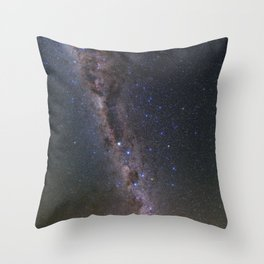 Milky Way in Chile 2 Throw Pillow