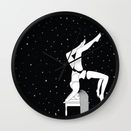 falling for you Wall Clock