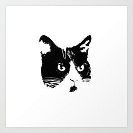Obey Me Art Print