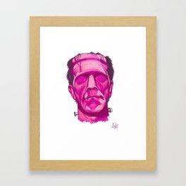 Franklin Berry Framed Art Print