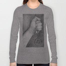 """Celtic Pendant"" Long Sleeve T-shirt"