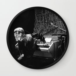 Keith Emerson Wall Clock