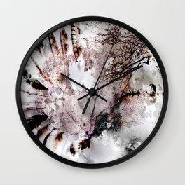 Darknature Wall Clock