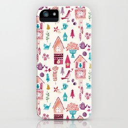 And I Was Daydreaming One Day... iPhone Case