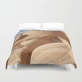 Abu Simbel 004 Duvet Cover