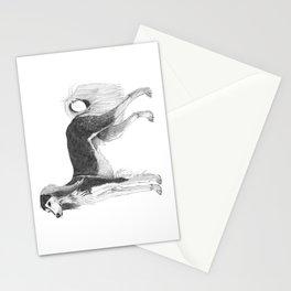 Saluki Stationery Cards