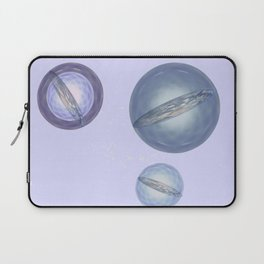 The holographic principle Laptop Sleeve