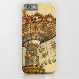 Swing Ride iPhone Case