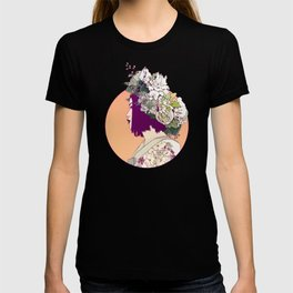 Geisha Under the Sun T-shirt