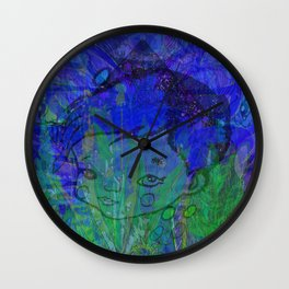PYRAMID BOY Wall Clock