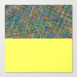 kombinat Canvas Print
