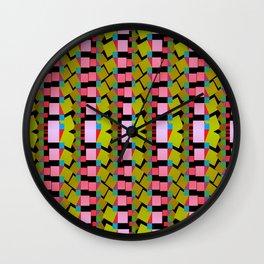 Polyverberation, 2260p Wall Clock