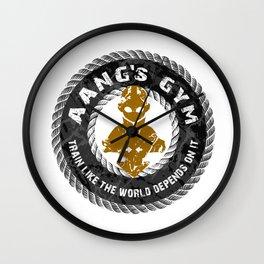 Aang's Gym Wall Clock