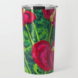 Sue's Anthuriums Travel Mug